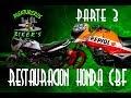 Restaurando Honda CBF PARTE 3