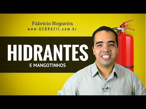 HIDRANTES e MANGOTINHOS – Hidrantes contra Incêndios e Uso dos Hidrantes