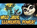 Wild Jade Elemental Power!  | The Boomsday Project | Hearthstone
