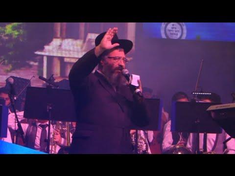 המנגנים בהיכל נוקיה: גראמען משה וינטרוב   Hamenagnim 𝓵𝓲𝓿𝒆 @ Nokia Arena: Dirshu Story