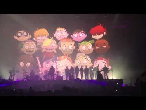 Dirty Harry - Gorillaz LIVE at Outside Lands 2017