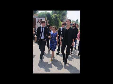 Paul Wesley - Venice Film Festival
