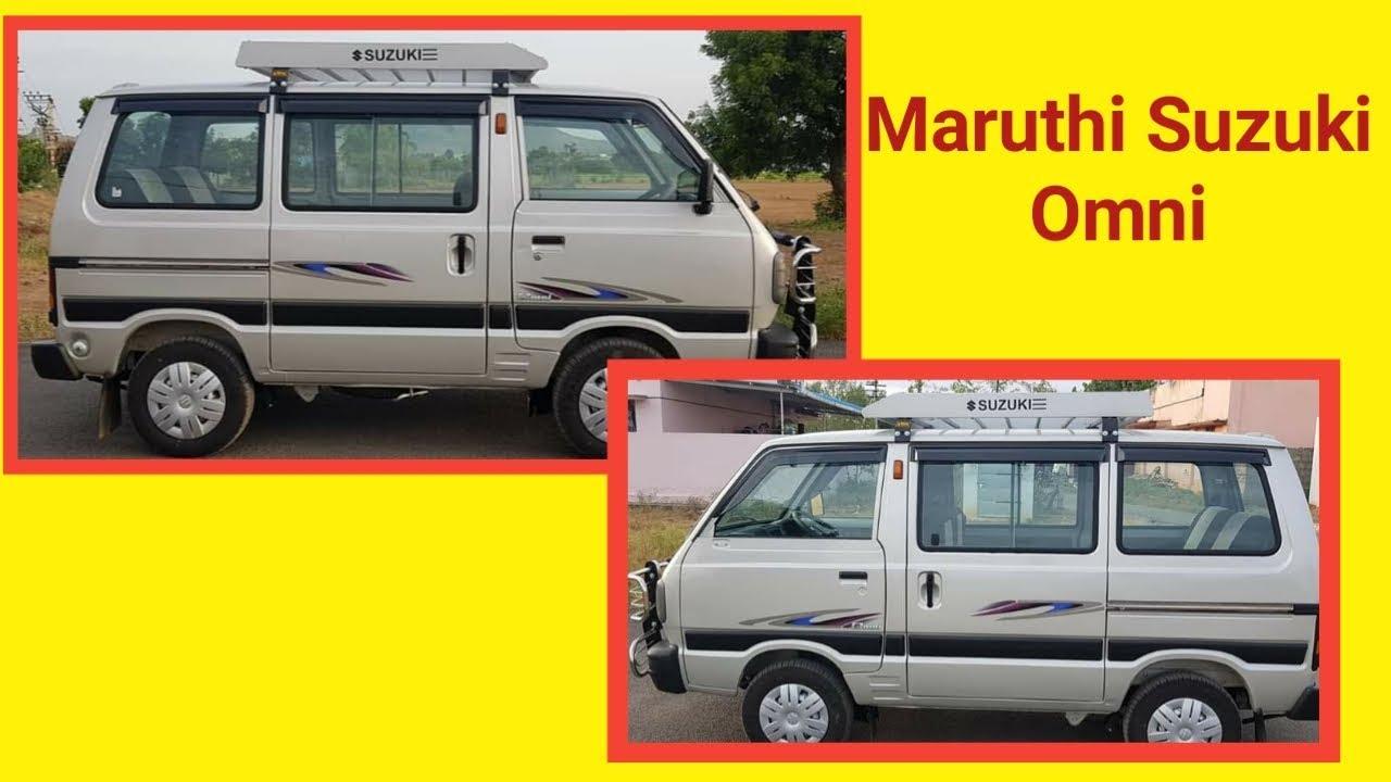 Maruthi Suzuki Omni Second Hand Car Available in Tamilnadu