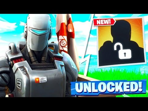 SECRET FORTNITE SKIN UNLOCKED! AIM SECRET SKIN GAMEPLAY! Fortnite Skins In Fortnite Battle Royale