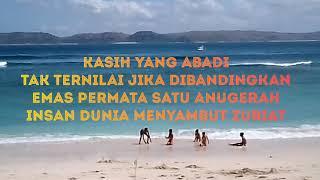 EYE Terserlah Kasih Abadi (liryc video)