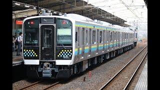 E131系R01&R02編成 配給 @南越谷にて