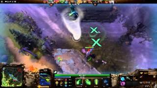 DOTA 2 - 5 Flying Heroes Game