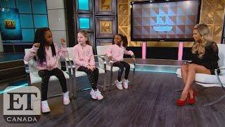 'Ellen' Show's Dancing Trio From Toronto On ET Canada