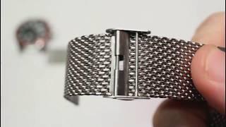 Watchgecko Mesh Bracelet vs a Cheap Chinese Version
