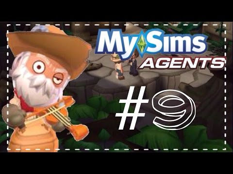 Let's Play MySims Agents - #9 Industrial Times