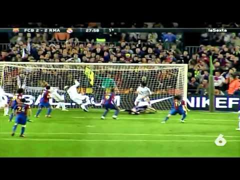 Lionel Messi Hattrick vs Real Madrid 06-07 ● HD 1080p ●