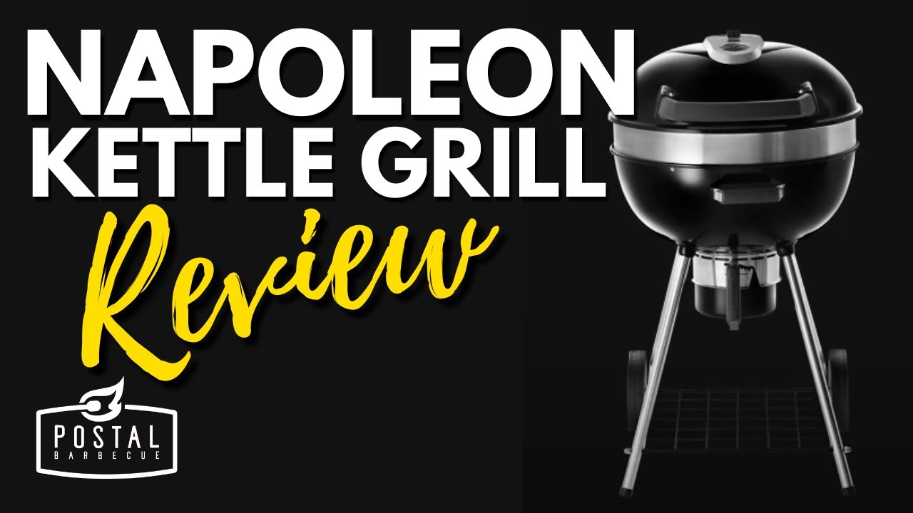 Napoleon Holzkohlegrill Kettle : Napoleon kettle grill review kettle charcoal grill pro k leg