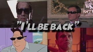 """I'll Be Back"" Compilation by AFX"