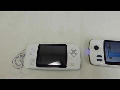 How to Make Modifications of  Analog Joystick to D-pad for CAANOO Game Park Handheld Mod