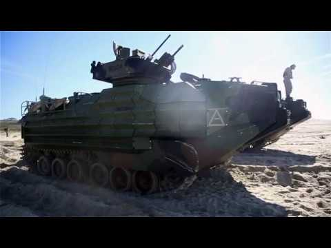 JGSDF splashes down during Iron Fist