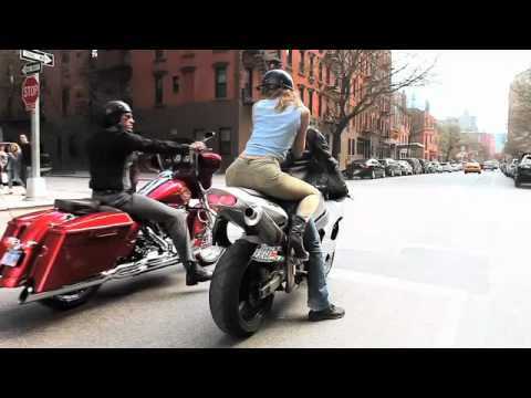 harley-davidson nyc - gone fishing - youtube