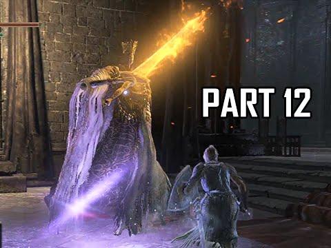 Dark Souls 3 Walkthrough Part 12 - Boss Pontiff Sulyvahn (PC Let's Play Commentary Full Game)