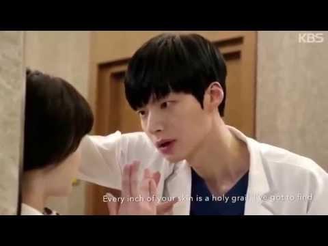 Blood Korean Drama Love me like you do  Ellie Goulding AhnGoo Couple❤️