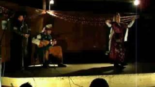 Her Grace Faizeh al Zarqa Dances at Potrero War Part 1