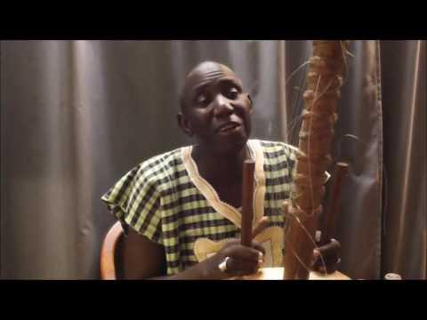 Jali Alagi MBye - storytelling from the Gambia! THE KORA STORY