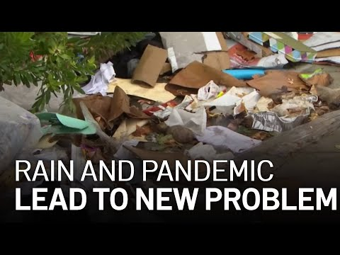 Rain During the Pandemic Leads to New Environmental Problem