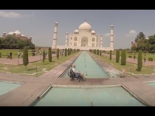 Wheelchair Travel India  [STO-garant]