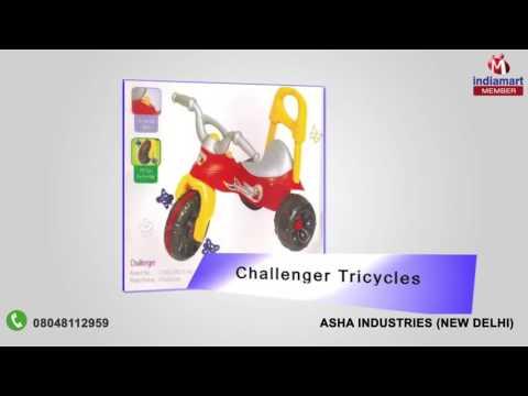 Kids Toys by Asha Industries, New Delhi