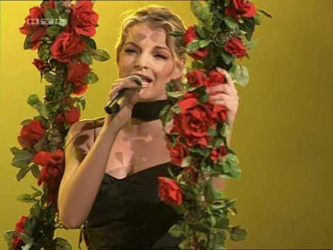 Yvonne Catterfeld   Du Hast Mein Herz Gebrochen LIVE Echo2004rtl AlexeiMV