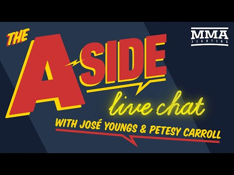 The A-Side Live Chat With WWE Superstar Gentleman Jack Gallagher | April 7, 2020 | MMA Fighting