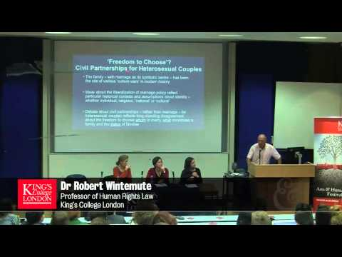 Marriage, Civil Partnerships & Gay Rights: contemporary debates in historical perspective