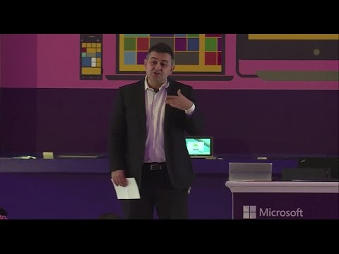 Doha (Qatar) BI Showcase by Marc Reguera at Microsoft Summit