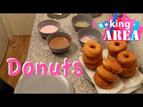 CookingAREA Donuts