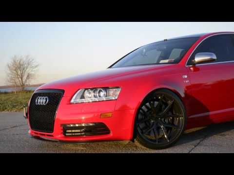 2008 Audi S6 V10 (Full Review)