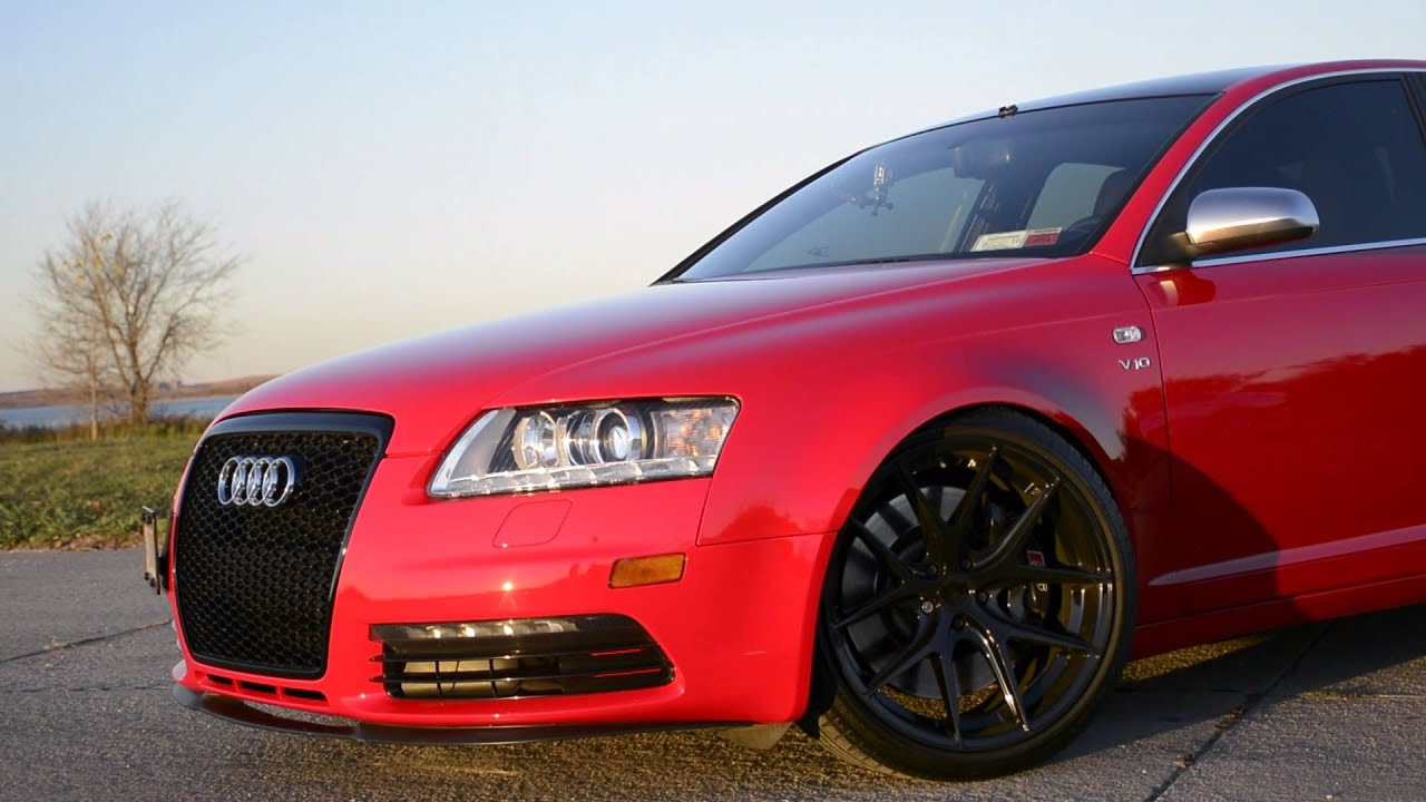 Audi S V Full Review YouTube - V10 audi s6