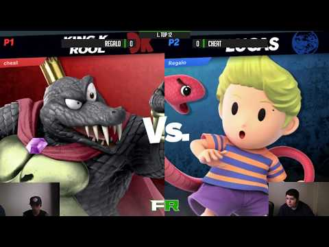 Final Round  - Cheat(K. Rool) VS Regalo(Lucas)- L. Top