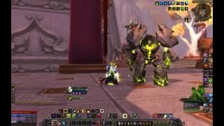 World of Warcraft Legion чернокнижник Колдовство (Класический билд)