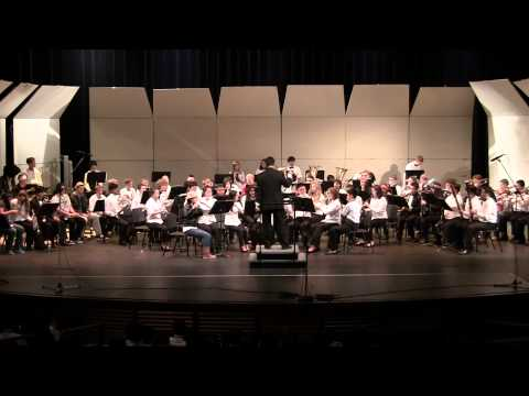 """IHS Symphonic Band & Wind Ensemble performs """"The Rolling Stones on Tour"""""""