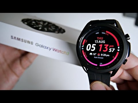 Samsung Galaxy Watch 3 (45mm) Smartwatch   EVERYTHING YOU NEED TO KNOW   In-Depth Review