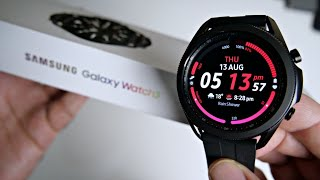 Samsung Galaxy Watch 3 (45mm) Smartwatch | EVERYTHING YOU NEED TO KNOW | In-Depth Review