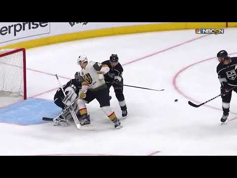 Vegas Golden Knights at the Los Angeles Kings - April 17, 2018 | Game Highlights | NHL 2017/18
