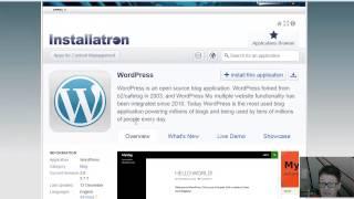 Wordpress Installatie in het Nederlands