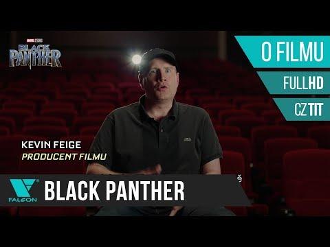 Black Panther (2018) Film o filmu - Z komiksu na plátno [CZ TIT]