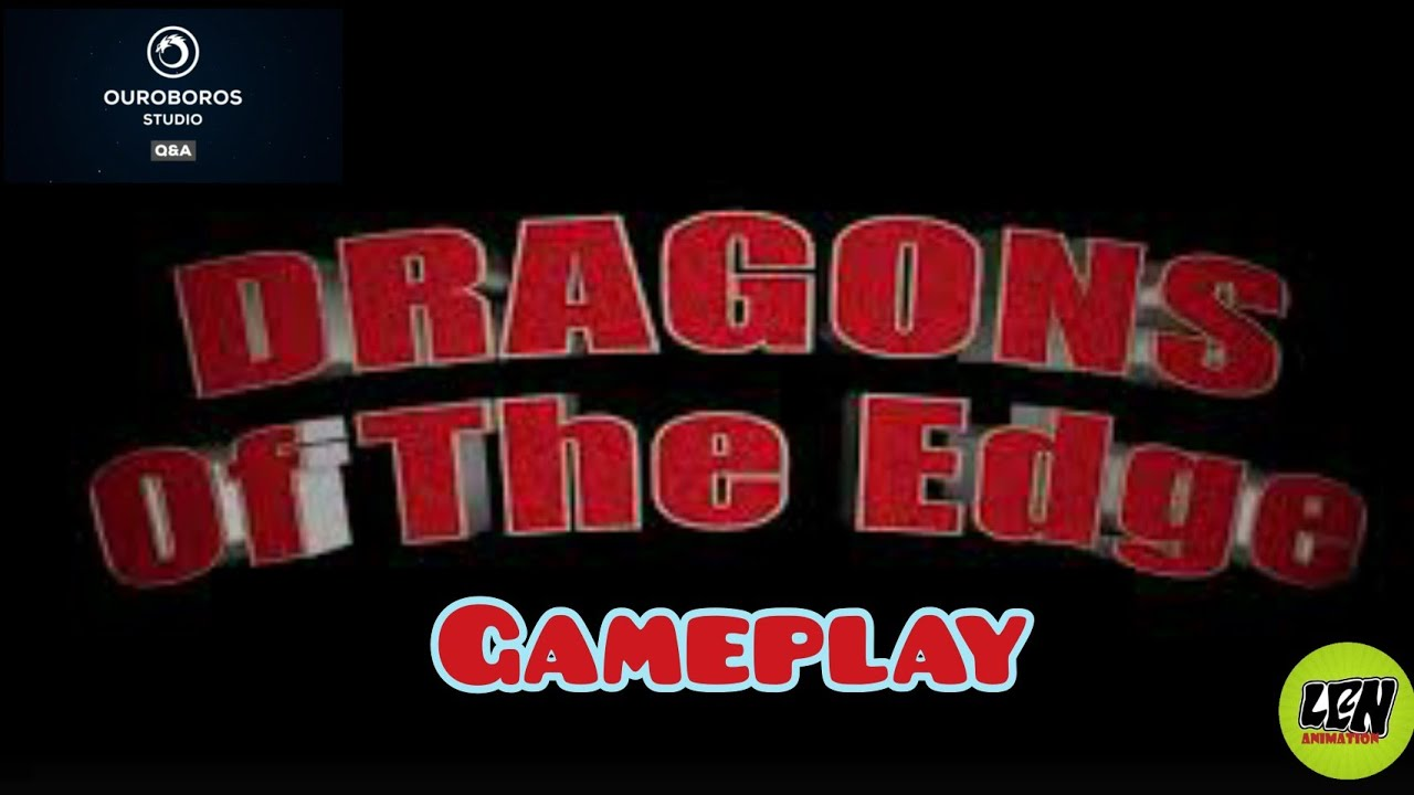 Dragons Of The Edge ( Gameplay )