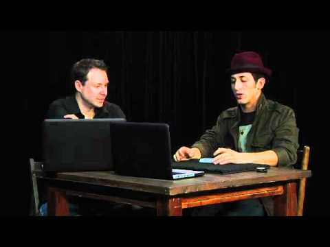 TheMagicSession.com - Jam Session with Mark Calabrese & Luke Dancy
