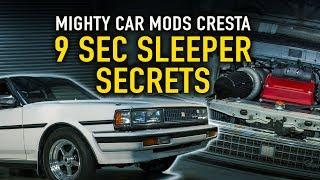 Mighty Car Mods Cresta: Secrets Of A 9-Sec Sleeper - Technically Speaking