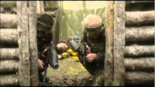 Spaced Series 1 Episode 4: Battles (Paintball Scenes)