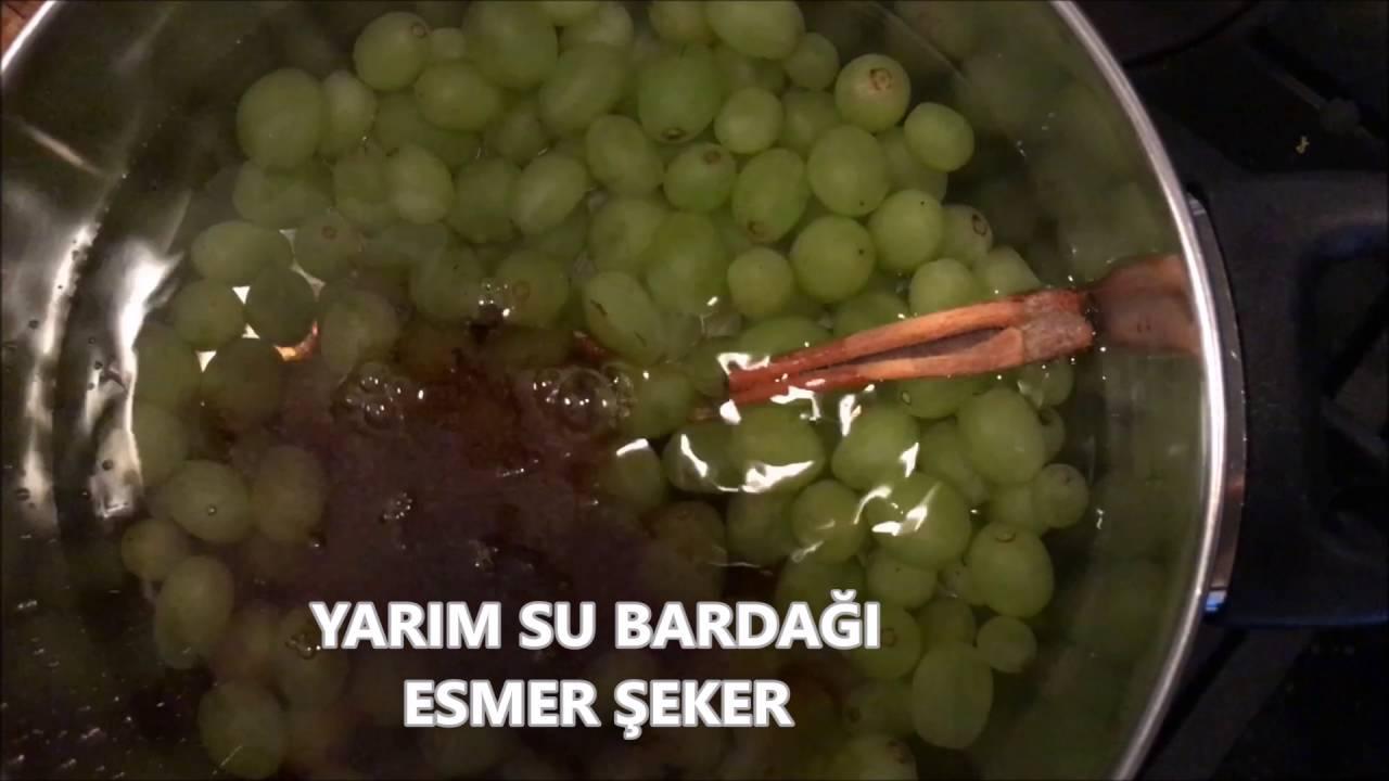 Üzüm Hoşafı Kompostosu Videosu