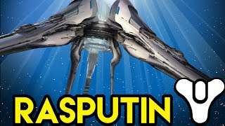 Destiny Lore: Rasputin, The Last Warmind