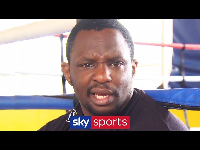 'THE WHOLE THING WAS STRANGE!' - Dillian Whyte questions Anthony Joshua's mindset after Ruiz defeat