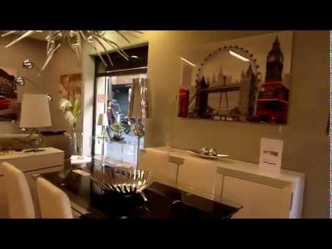 Muebles camino a casa en barcelona youtube for Camino a casa muebles